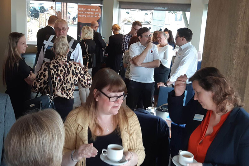 Growing your business with networking