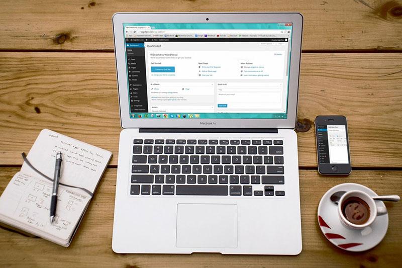 ready to add a wordpress blog