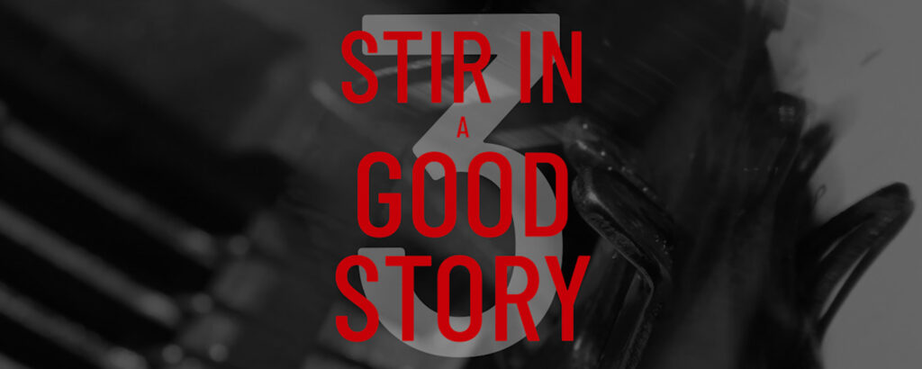 stir in a good story